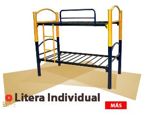 Literas Inbo Industrial Borrego